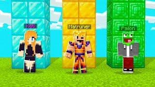 ZROBIŁEM WSZYSTKIM MIESZKAŃCOM WOJANOWIC PREZENT w Minecraft!