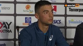 Изтеглиха жребия за Sofia Open