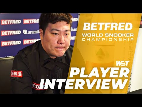 YAN Overcomes Gould To Reach Round Two | Betfred World Championship