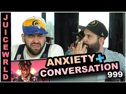 OUR JOURNEY TO LEGENDS NEVER DIE BEGINS NOW!! Juice WRLD – Anxiety + Conversations *REACTION!!
