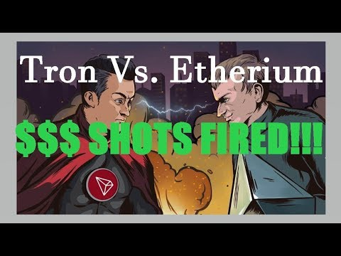 Tron TRX is the most undervalued currency! HERE'S WHY!