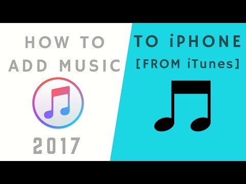 How to add Music to iPhone!