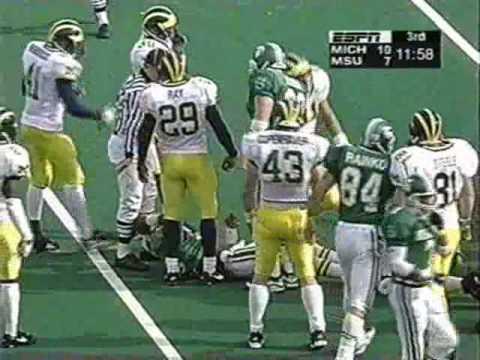 1997: Michigan 23 Michigan State 7 (PART 2)