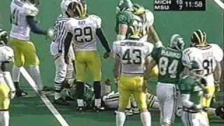 1997: Michigan 23 Michigan State 7 (PART 2)