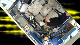 How Do You Work Out Without Gravity? Astronaut Workout | Video