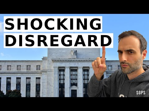 Fed Ignores Out of Control Inflation and Markets Go Straight Up! Economic Slowdown Forgotten