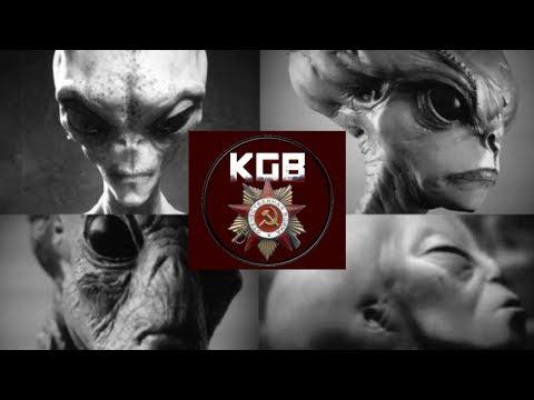 KGB-ovi TAJNI DOKUMENTI: Knjiga vanzemaljskih rasa.