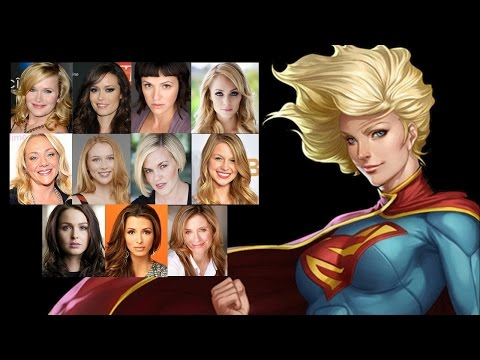Comparing The Voices  Supergirl