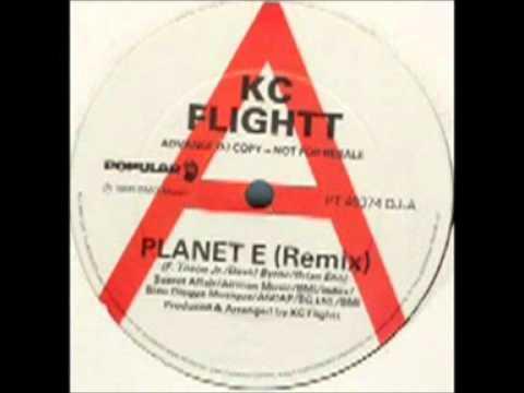 KC Flight - Planet E (Acid Drop Mix)