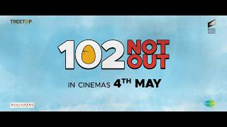 102 Not Out   Record Breaking Promo   Amitabh Bachchan   Rishi Kapoor   Umesh Shukla   May 4