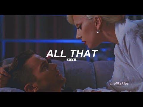 Zayn - All That Traducida al español