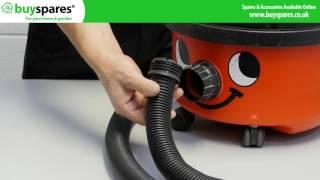 Vacuum Cleaner Hoover Hose Pipe /& Mini Tool Kit For Numatic Henry HVR200