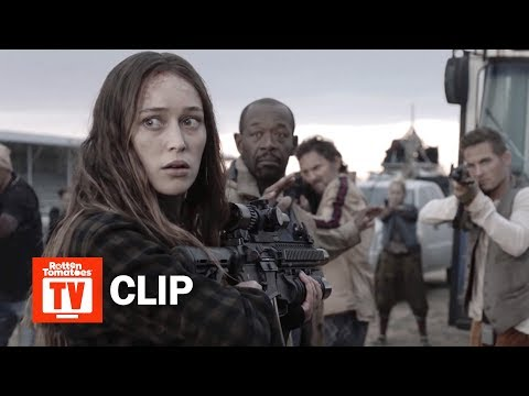 Fear The Walking Dead S04E06 Clip | 'An Inconvenient Reunion' | Rotten Tomatoes TV