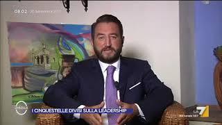 Regionali Sicilia, Cancelleri (M5S): Solo il MoVimento ha scelto democraticamente ilsuo candidato