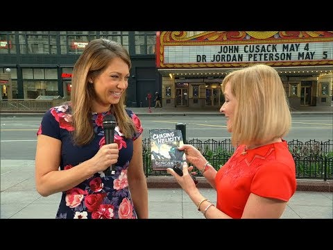 Ginger Zee pens 'Chasing Helicity'