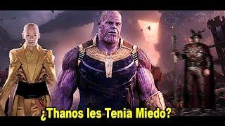 ¿La Razón de Thanos para no atacar Antes? Impactante Teoria de Los Vengadores La Guerra del Infinito