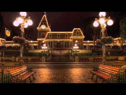 Main Street USA Full Music Loop Disneyland Anaheim, CA (Former)