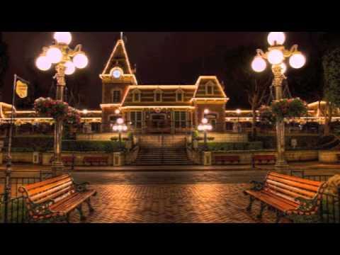 Main Street USA Full Music Loop Disneyland Anaheim, CA (Former)