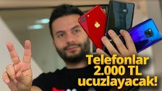 TELEFONLAR 2.000 TL UCUZLAYACAK! 📱💰😍 (ÖZEL RÖPORTAJ)