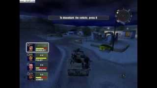 Conflict desert storm 2 Gameplay part 1
