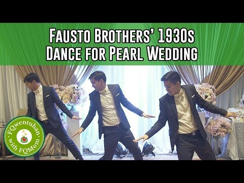 Fausto Brothers' 1930s Inspired Dance