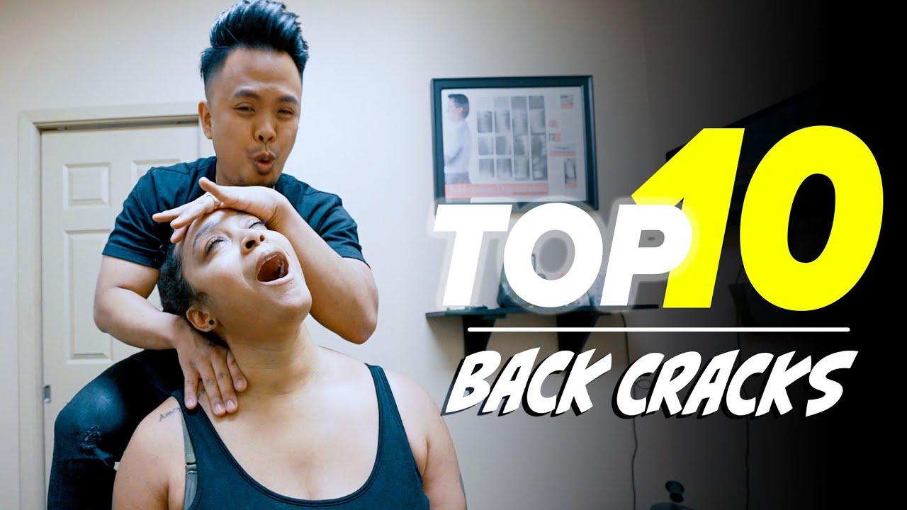 TOP 10: MOST XXXTREME NECK CRACKS 😱🔥| Asmr Loud Chiropractic Adjustments & Back Cracking | Dr Tubio
