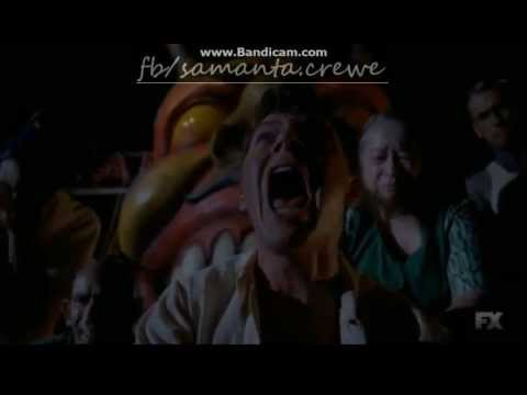 Meep Death - American Horror Story; Freak Show