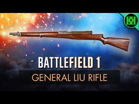 Battlefield 1: General Liu Rifle Review (Guide) | BF1 DLC Weapons | BF1 PS4 Gameplay