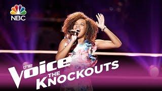 The Voice 2017 Knockout - Shi'Ann Jones: Who's Lovin' You