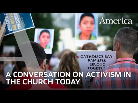 Why do Catholics protest? A conversation on activism in the Church today