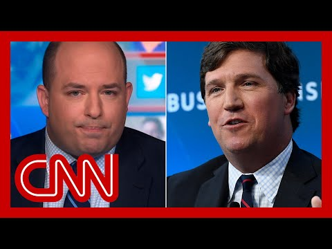 Stelter: Why isn't Fox News fact-checking Carlson's January 6 claim?
