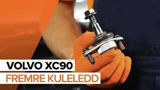 Hvordan bytte Opphengskule VOLVO XC90 I - online gratis video