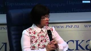 Елена Попова: Понятие семьи в законодательстве рассматривается через понятие семейных отношений