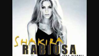 Shakira Ft Pitbull Rabiosa Official Video HD