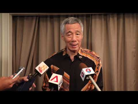 PM Lee Hsien Loong on his meeting with Datuk Seri Anwar Ibrahim