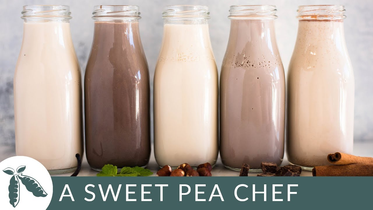 How to Make Coffee Creamer + 5 Easy Flavors | A Sweet Pea Chef