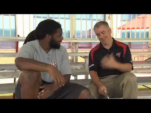 Meet Adrian Clayborn  (via Buccaneers.com)