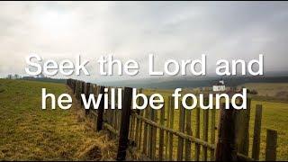 Seek The Lord (lyrics) thumbnail