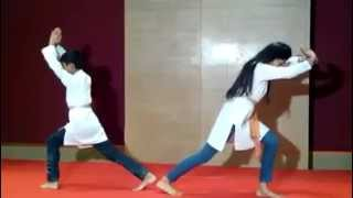 dance steps on deva shree ganesha