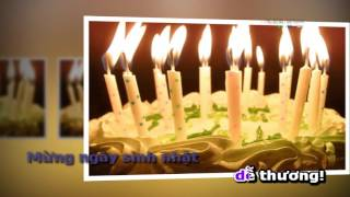 Happy Birthday To You karaoke - Công Hưng (ACOUSTIC AND REMIX)