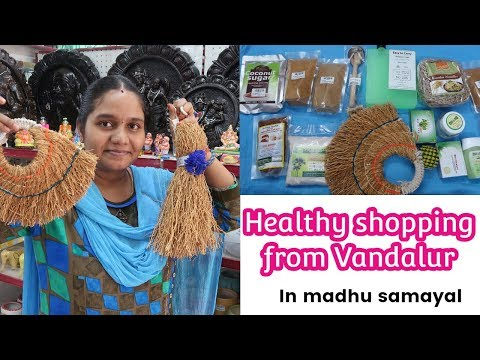Organic shopping haul | Vandalur shopping