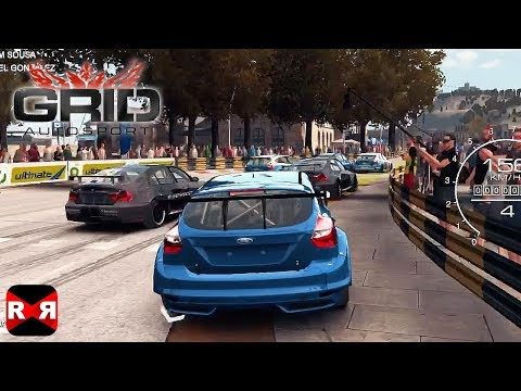 GRID Autosport (By Feral Interactive) - iOS / Android Gameplay With MFi Controller