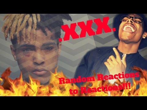 Random Reaction To XXXTENTACION Reactions!   & I React To A XXXTentacion Song