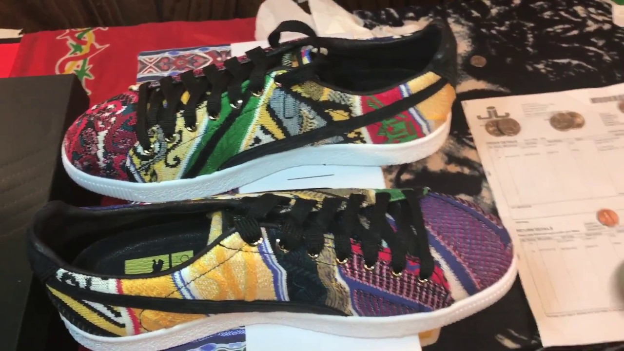 uk availability 0a090 0d435 Puma Coogi Sweater(Review)&(A Chance to Win For 1$)Si Uno paso(Pay thru  Google Wallet)Size 10.5