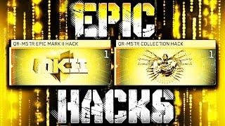 OPENING 2 GUN HACKS.. EPIC Weapon Guarantee! (Infinite Warfare Triple Play)