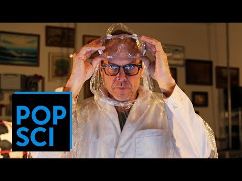 Alton Brown's Jet Cream