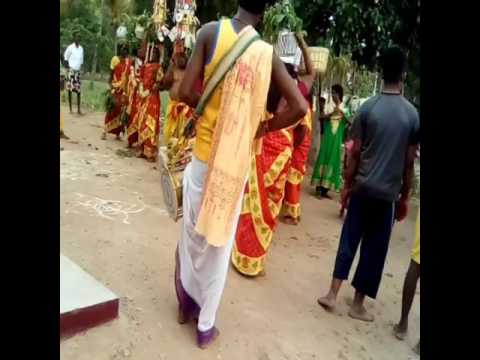 Om sakthi temple function video