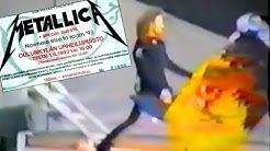 Metallica - Helsinki 01.06.1993