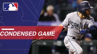 Condensed Game: SD@COL - 4/23/18