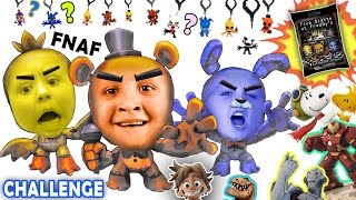 FIVE NIGHTS at FREDDY'S Blind Bag Challenge! w/ Disney Infinity Ultron, HB & The Good Dinosaur SPOT(Today, Mike, Chase & Aunt Heidi play a $10 Not My Hands Tootsie Roll Booger Challenge! Yes, we come up with these ideas as we record that's why they are ..., 2015-11-07T13:00:02.000Z)